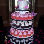 butterflycupcakewedding